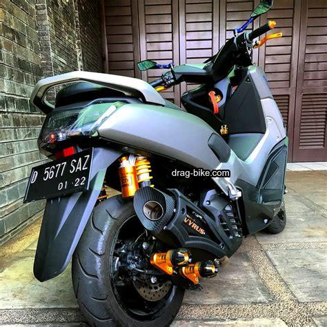 Motor Yamaha Max modifikasi sepeda motor n max modifikasi motor