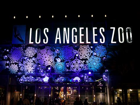 Image Gallery Los Angeles Zoo Events Los Angeles Zoo Discount Tickets La Zoo Lights 9 Any Tots