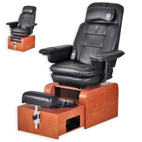 Pibbs Pedicure Chair by Pibbs Ps12 Torino Plumbing Free Pedicure Spa With Chair And Manicure Table Salonsmart
