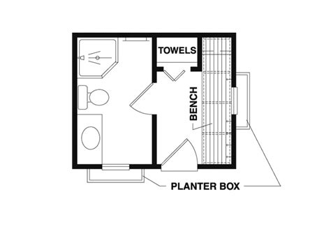 cabana plans with bathroom summerplace pool cabana plan 063d 4503 house plans and more