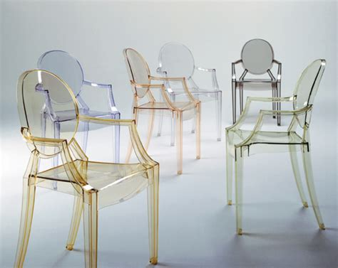 Louis Ghost Stool by Philippe Starck On Democratic Design Zdnet