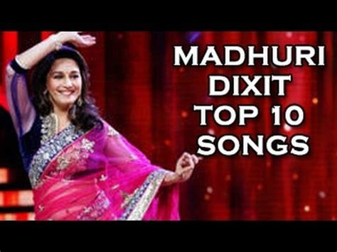 madhuri dixit video song youtube madhuri dixit top 10 hit songs must watch youtube