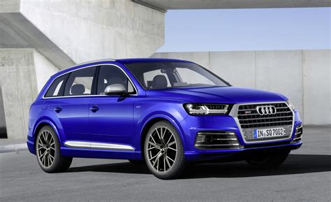 Audi Lb by Audi Sq7 Tdi Debuts With Electric Compressor 663 Lb Ft Of