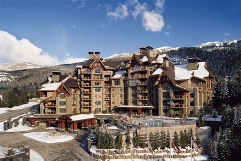best hotel in whistler 6 of the best places to stay in whistler