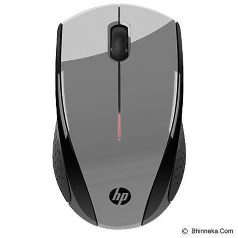 Mouse Wireless Murah Bandung jual hp x3000 wireless mouse k5d28aa silver murah