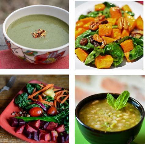Delicious Detox Dinners by Fall Renewal 10 Day Detox Program