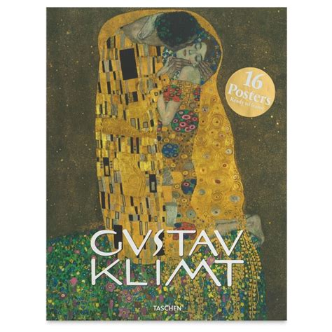gustav klimt poster box set blick art materials