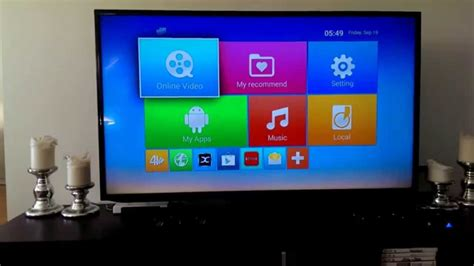 how to android to tv android m8 mini pc tv box overview