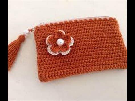 como hacer zapatitos tejidos como hacer monederos tejidos youtube