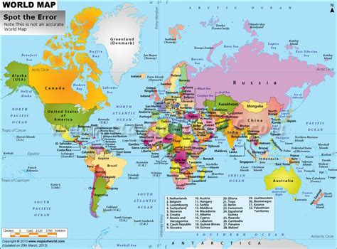 world rivers map quiz map challenge can you spot the error in this world map