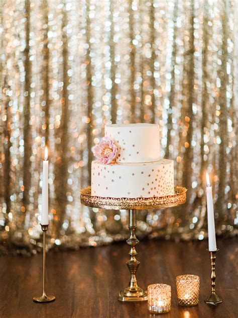 new year pink cakes retro meets modern wedding inspiration for new years hey