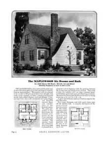 Sears Homes Floor Plans sears roebuck house maplewood sears kit home pinterest
