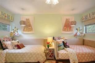 camerette per due camerette per ragazze moderne tante idee originali per