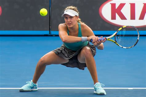 emily bambridge eugenie bouchard height weight age biography more