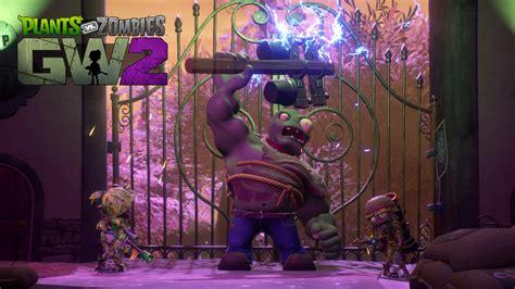 Backyard Monsters Game Plants Vs Zombies Garden Warfare 2 Review Windows Central