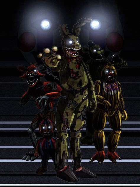A Day S Fright welcome to fazbear s fright by drzombiefox five nights