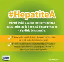 Año 0 Calendario Conversinha De M 227 E Vacina Contra Hepatite A Passa A Ser