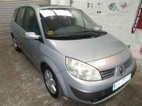 renault scenic 2005 7 seater 2005 renault scenic 15 dci 7 seat for sale in blarney