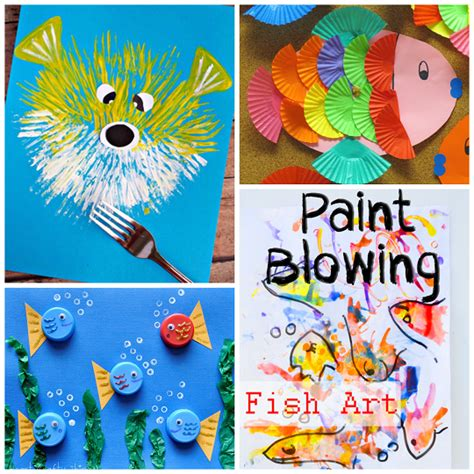 creative crafts for creative fish crafts for crafty morning