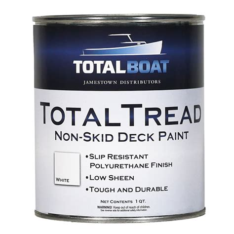 boat deck non skid totalboat totaltread non skid paint
