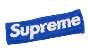 supreme new era fleeced lined headband su0151