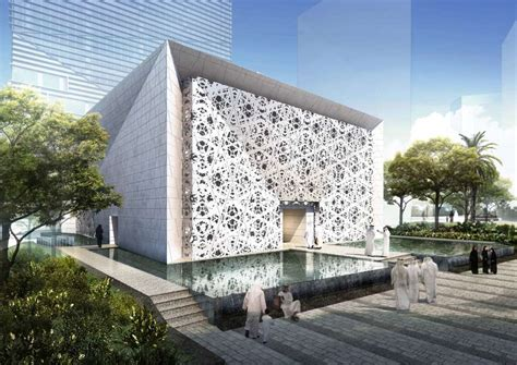 islamic pattern facade 8 modern mosques that blend an ancient religion with