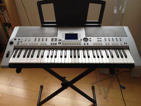 Keyboard Yamaha Psr S550 Second yamaha psr s550 image 351039 audiofanzine