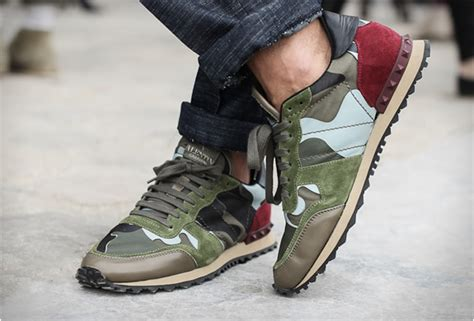Reclaimed Wood Vs New Wood valentino camouflage sneakers