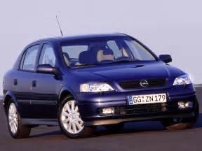 Opel Astra Ii Opel Astra Ii 1998 2009 Namasce