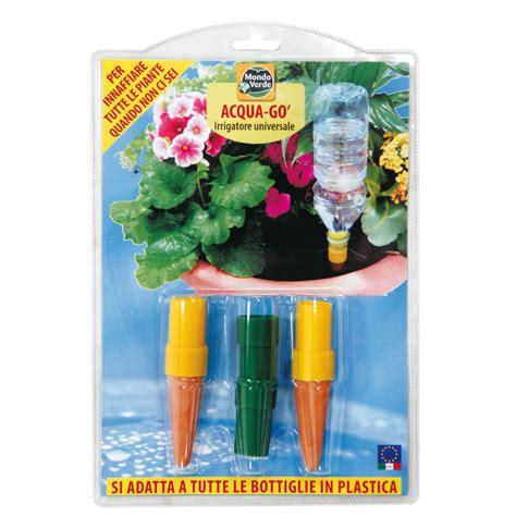 innaffiare fiori vacanza problema irrigazione durante le ferie
