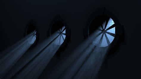 Light Rays Volumetric Light Footage Stock Clips