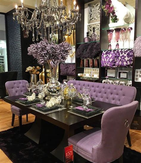 62 best images about Dining room with PINK, Glitter