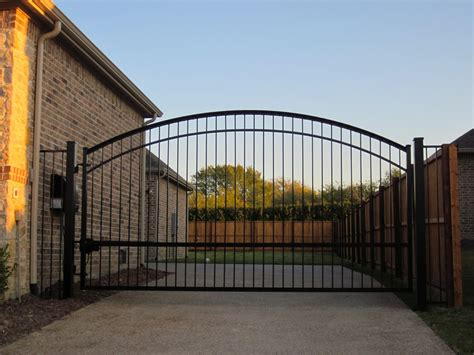 swing gate automatic gate inspiration photos best fence