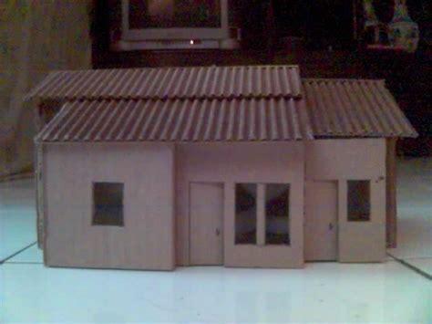 video cara membuat mainan dari kardus cara membuat kreasi rumah unik dari kardus bekas