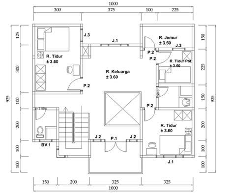 kumpulan desain rumah berkebun denah rumah ukuran 10 x 10 m kumpulan desain rumah berkebun denah rumah ukuran 10 x 10
