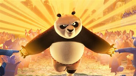 Kaos Kungfu Panda Kungfu Panda Po And Mr Ping By Crion kung fu panda 3 article cgsociety