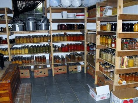 Amish Pantry by Inside An Amish Pantry