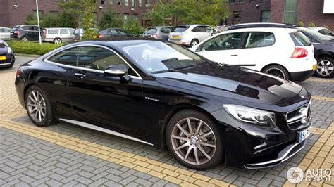 mercedes s 63 mercedes s 63 amg coup 233 c217 15 august 2014