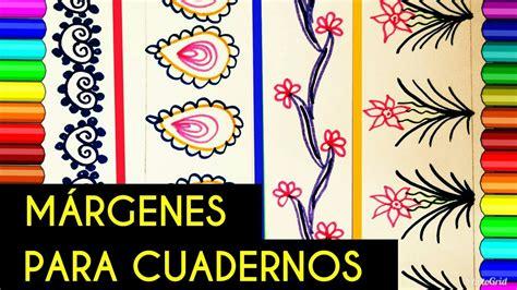 presentacion para cuadernos lindos apexwallpapers com m 193 rgenes para cuadernos marcos para cuadernos bordes