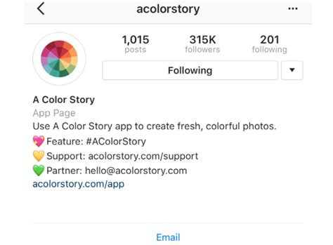 smart biography for instagram how to craft the best instagram bios for businesses