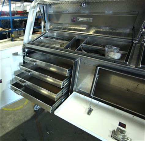 Service Truck Tool Box Drawers by Truck Bed Drawer Truck Drawers Truck Bed Storage