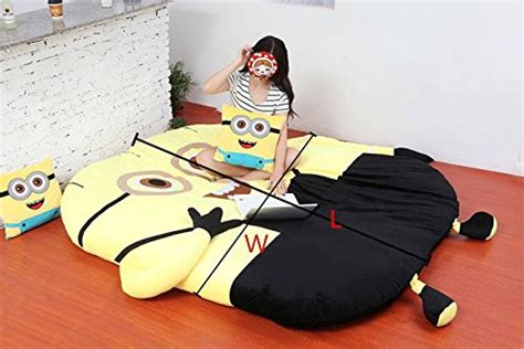 norson despicable me minions sleeping bag sofa bed bed bed mattress for