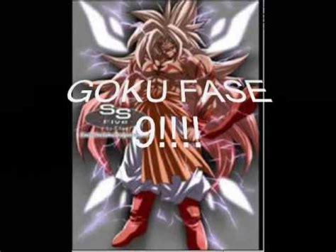 imagenes de goku en todas las fases todas las fases de goku incluye af youtube