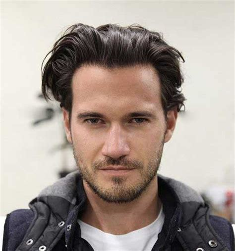 hairstyles for thick receding hair 30 men hairstyles mens hairstyles 2018