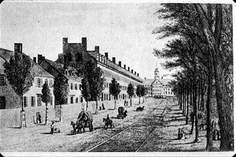 Rooming Houses In Boston Ma by 1858 And All That