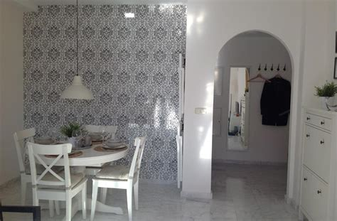 living room dinner table apartment for rent in almunecar almunecar
