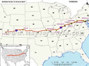 us interstate map east to west semnak lairam i 70 le u s laimi