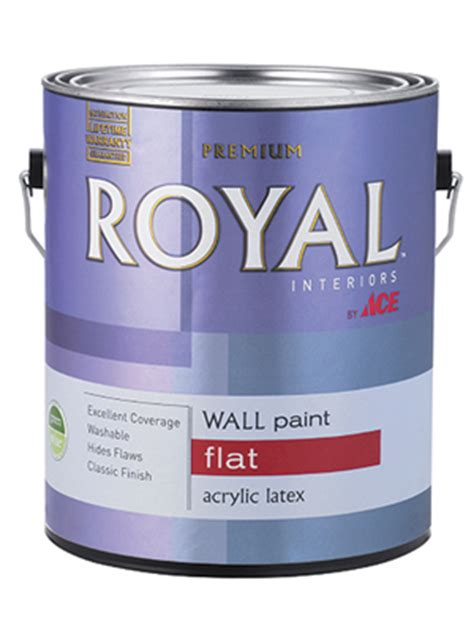 ace royal interior paint review