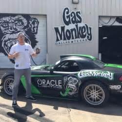 gas monkey energy drink sponsors dean kearney for