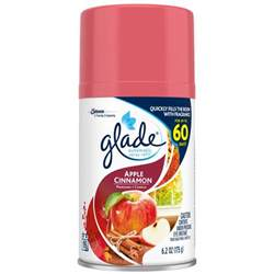 Glade Automatic Air Freshener Glade 6 2 Oz Apple Cinnamon Automatic Air Freshener Spray